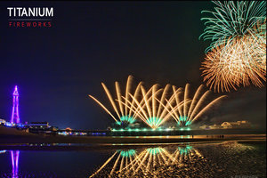 Blackpool Firework Display Championships 2013