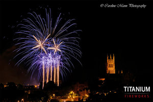 Worcester Festival Firework Display