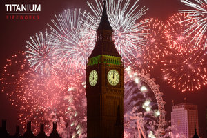 The Mayor of London New Years Eve Celebrations 2014