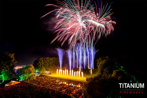 Trinity College May Ball Cambridge 2014