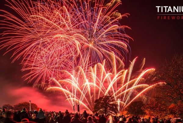 brockwell park, lambeth, bonfire night, london, fireworks, titanium fireworks, 2014, display, professional, NYE, Hogmanay,