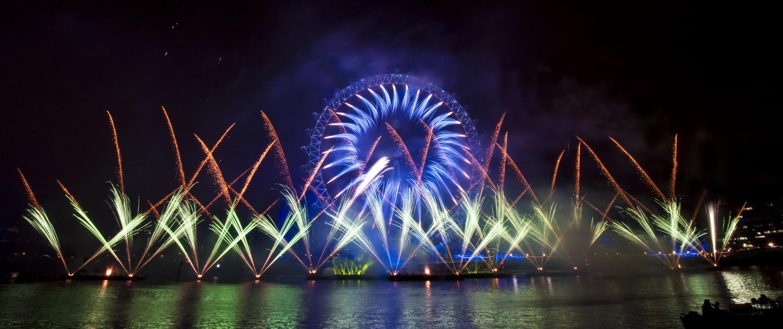 A to Z of the Mayor of London's New Year's Eve Firework Display