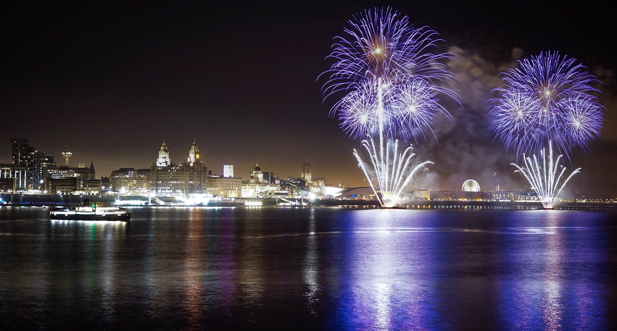 Liverpool River of Light 2017