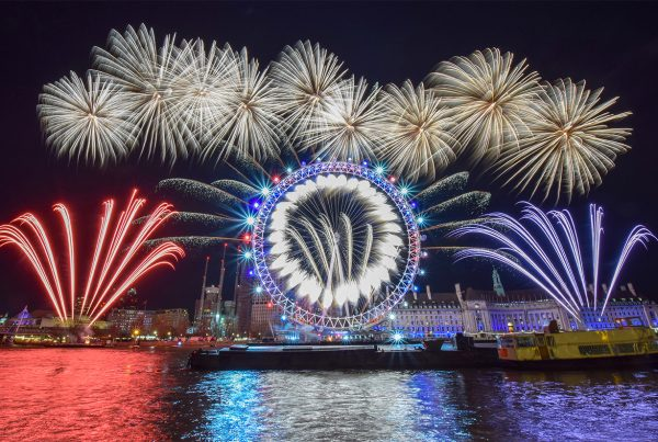 Mayor of London New Years Eve celebrations credit Nick Alloway