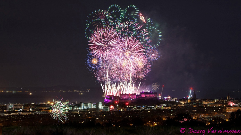 Edinburgh's Hogmanay 2018