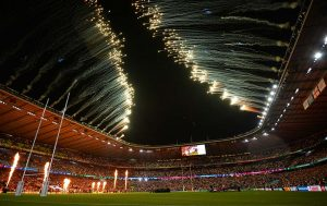 Rugby Opening Ceremony