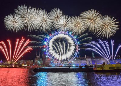 Mayor of London New Years Eve Celebrations 2018