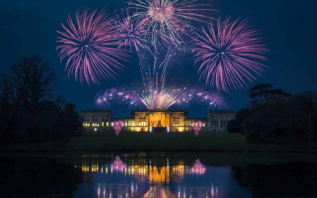 Titanium Fireworks feature in Guides for Brides