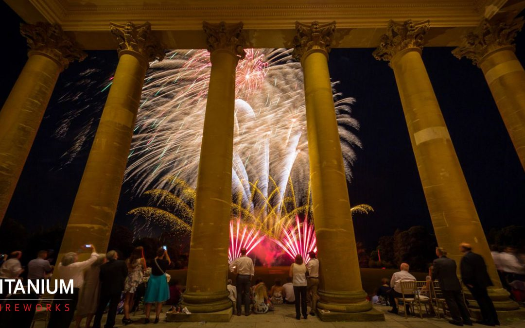 Why use fireworks on your Wedding Day?